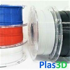 Plas3D PETG PLA Nylon ABS PC TPU 1.75mm 3D Printer Filament Makerbot PRUSA