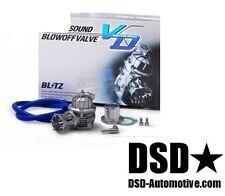 Blitz Turbo Blow PopOff Schubumluftventil BOV Universal 1.6T 1.8T 2.0T+ 35mm