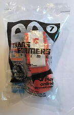 2012 McDonald's Happy Meal Toy - Transformers Prime #7 Ratchet Unopened