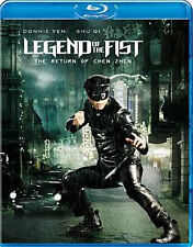 LEGEND OF THE FIST: THE RETURN OF CHEN ZHEN (COLL ED) - BLU RAY - Region Free