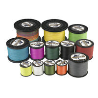 Braided Fishing Line 150lbs 8 Strands PE Hercules 100/300/500/1000/1500/2000M