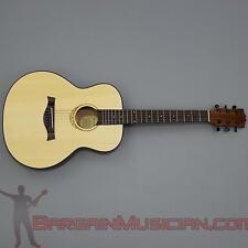 "Enya 36"" 3/4 Size Mini Acoustic Guitar - Engelmann Spruce Top, Sapele Back"