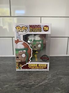 Funko Pop Marvel Zombies - Zombie Rogue Exclusive!