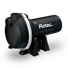 Flotec FP5172 - 67 GPM 1-1/2 HP Self-Priming Thermoplastic Sprinkler Pump