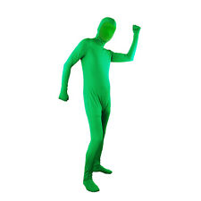 LS Photo Video Chromakey Green Suit Green Screen Chroma Key Body Suit Effect