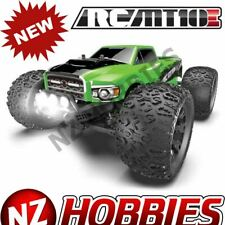 REDCAT MT10E 1/10 Scale Brushless Monster Truck w/ 2.4Ghz Radio # RC-MT10E_GREEN