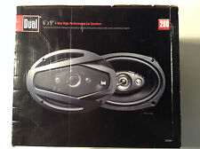 "Dual DLS694 6"" Car Speakers 200W"