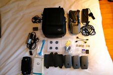 Mavic Pro Fly More Combo + Extra equipment: Excellent+++