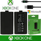 Rechargeable Li-ion Battery Pack Play & Charge Charger for Microsoft Xbox One