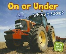 On or Under: Where's Eddie? (Hide and Seek)-ExLibrary
