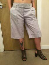 Womens Off White Louis Charles Long Shorts - UK Size 12