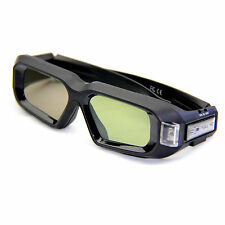 Popular 3D Glasses Stylish DLP-Link Active Cinema Rechargeable 2 Pairs