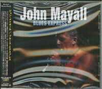 JOHN MAYALL-BLUES EXPRESS-IMPORT CD WITH JAPAN OBI F30