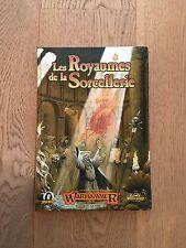 Warhammer Jdr Les Royaumes De La Sorcellerie