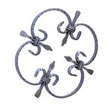 Uhrig Schmiedeeisen Ornament Gitter Fenstergitter Stahl Eisen Geschmiedet