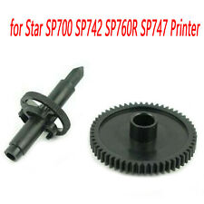New Ribbon Drive Gear for Star SP700 SP742 SP760R SP747 POS Printer Parts Sets