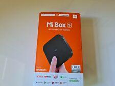 Xiaomi Mi Box S Digital 4K HDR Android TV Media Streamer EU Version UK Adapter