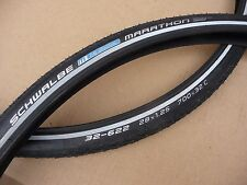 Schwalbe Marathon GreenGuard Road Bike Tyre HS420 Rigid 700 X 25