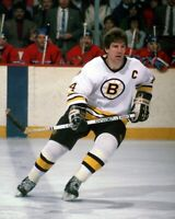 Terry O'Reilly BOSTON BRUINS UNSIGNED 8x10 Photo (B)