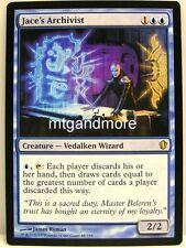 Magic Commander 2013 - 1x Jace's Archivist
