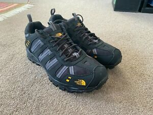 The North Face walking shoes UK size 11 mens, black