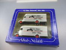 Albedo: Sonderpackung 100 Jahre Automobil m. MB u. MAN LKW  (GK33)
