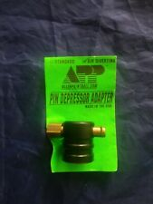 New Air Diverting Bottle Adapter - Allen Paintball Products. Remote Asa