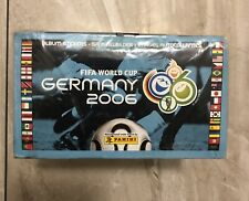 Panini 2006 Germany WC World Cup Sticker Box 100 Packets BRAND NEW SEALED🔥📈