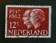nvph 764 met kortebalkstempel Zwijndrecht (2996-Z)