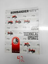 Bombardier ATV 2005 Technical Update Manual 219 700 382