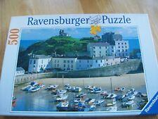 Ravensburger Rompecabezas - 500 Piezas-Tenby Harbour