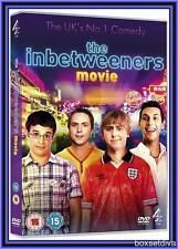 THE INBETWEENERS MOVIE  - Simon Bird - James Buckley *BRAND NEW DVD**