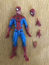 Hasbro Marvel Legends Retro Pizza Spider-Man Figure New Complete Authentic