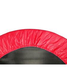 Red Round 38 in. Durable Safety Pad Spring Cover for 6 Legs Trampoline Part