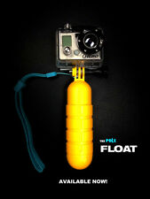 THE POLE FLOAT - FLOATS YOUR GOPRO IN WATER. NEVER LOSE YOUR CAMERA