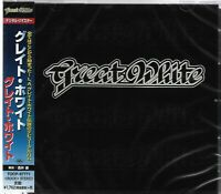 GREAT WHITE GREAT WHITE JAPAN 2005 RMST CD BRAND NEW/FACTORY SEALED OUT OF PRINT