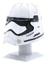 Metal Earth Star Wars Stormtrooper Helmet 3D Laser Cut DIY Model Hobby Build Kit