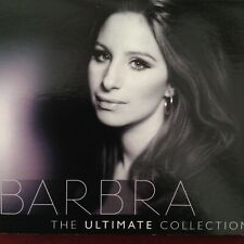 BARBRA STREISAND:THE ULTIMATE COLLECTION  2010 PROMO CD 18 fab tracks