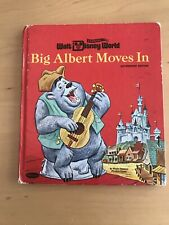 Walt Disney World Book 1971 Big Albert Moves In