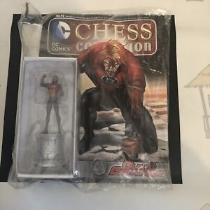 NEW Eaglemoss DC Chess Collection Issue No 93 Guy Gardner White Bishop