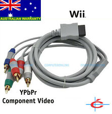 HDTV Component YPbPr HD TV Cable for Nintendo Wii Wii U Console