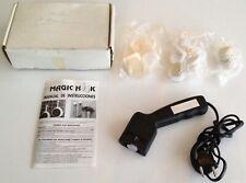 outil CLIC MAGIC HOOK pistolet chauffant pour fixer accroches plastique