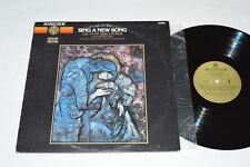 CBC HYMN SING CHORUS & WINNIFRED SIM Sing A New Song LP 1985 Musica Viva MV1009