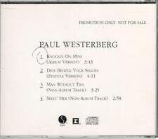Paul Westerberg; Promo only EP w/ 3 Rare Tracks