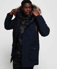 Superdry Mens Premium Ultimate Down Parka Jacket