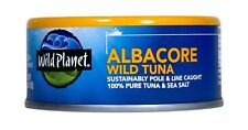 Wild Planet, Wild Albacore Tuna, 5 Ounce Can (Pack of 12) FAST SHIPPING!
