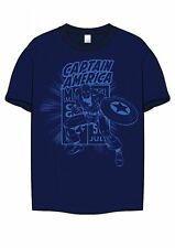 Marvel Cotton Short Sleeve Graphic T-Shirts for Men
