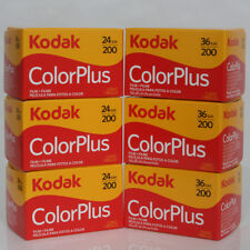 Kodak Color Plus 36 exp, 35mm ISO 200 Film, HIGH QUALITY, 1 Roll, Colour