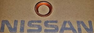 Nissan 11026-JA00A OEM Oil Drain Plug Crush Washer RB20 RB25 RB26 SR20 CA18 KA24