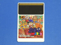 NEC PC-Engine Hu-Card SOKOBAN WORLD Card Only Import Japan 19001303